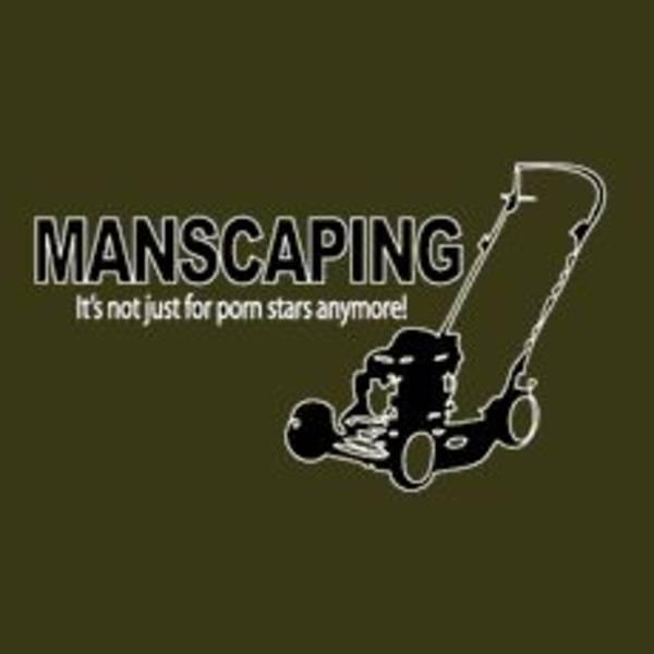 Back, sack and crack…… MANSCAPING is the word, try a Bare